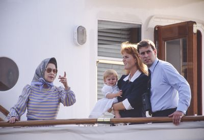 Princess Beatrice, 8 August 1988
