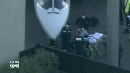 Biloela child flown to Perth