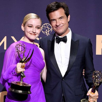 Julia Garner and Jason Bateman won for 'Ozark'.