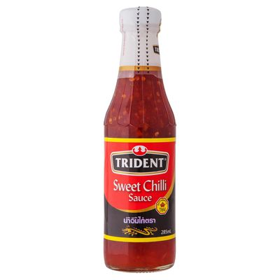 <strong>Trident Thai Sweet Chilli Sauce (42.2 grams of sugar per 100ml)</strong>