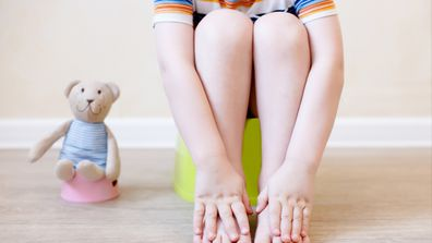 Reason parents are delaying toilet training