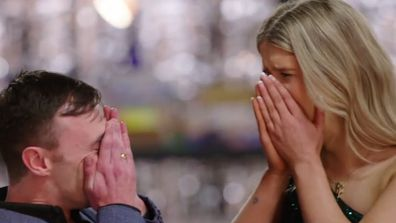 'Beauty and the Geek' winners ecstatic over win