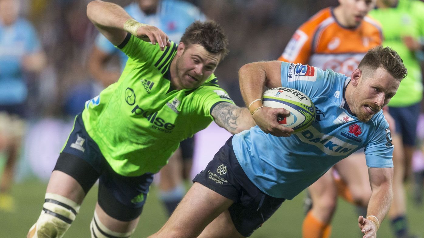 Foley leads Tahs' Super rugby comeback win