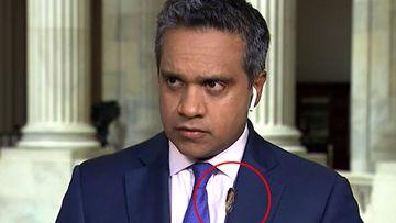 CNN reporter Manu Raju.
