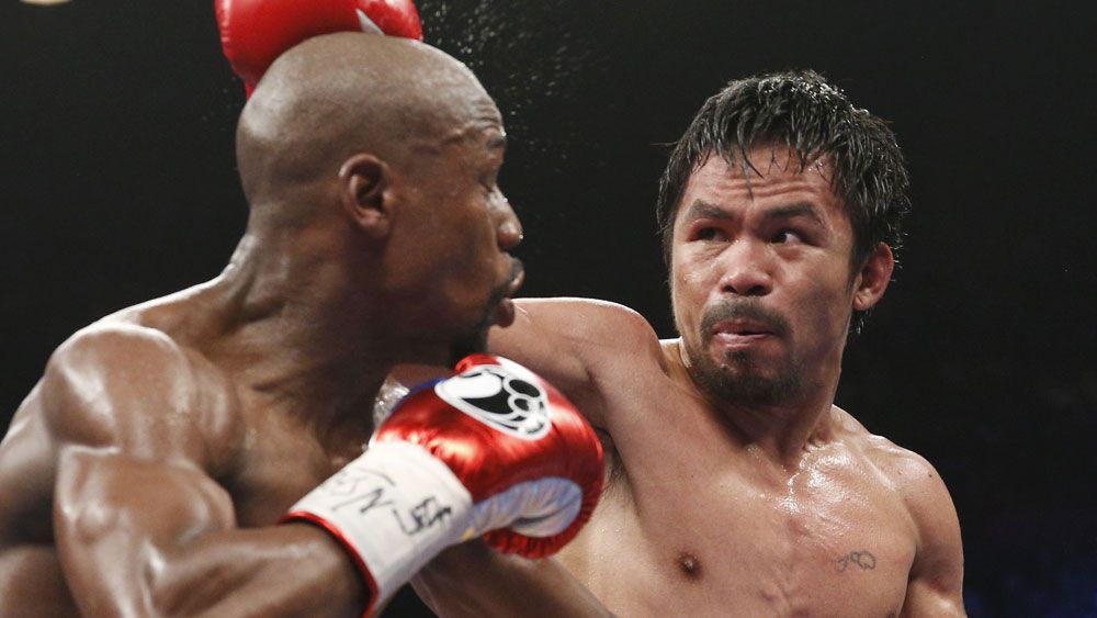Pacquiao confirms boxing comeback bout