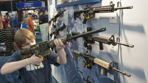 The NRA has an enormous influence in maintaining America's famously lax gun laws.