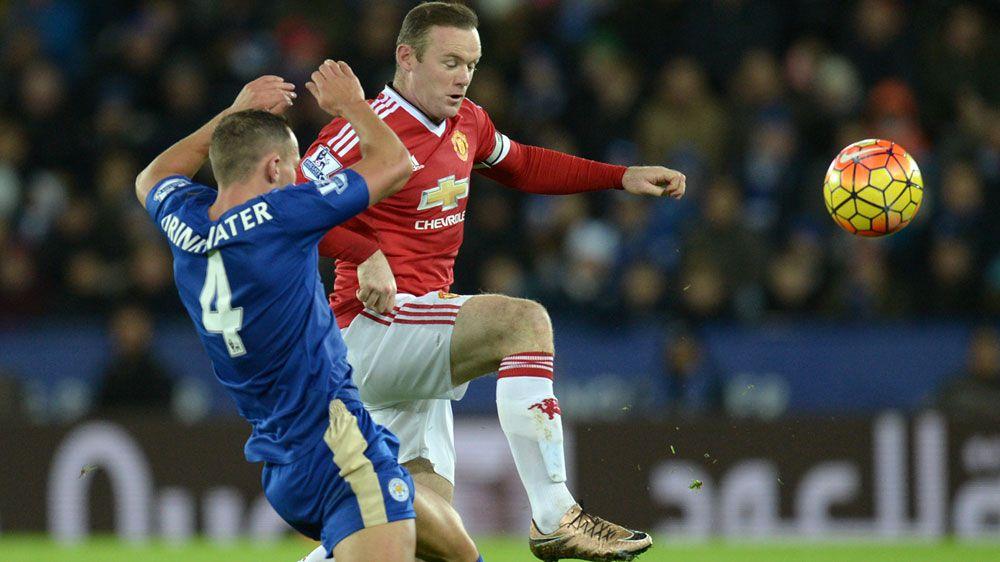 Wayne Rooney. (AFP)