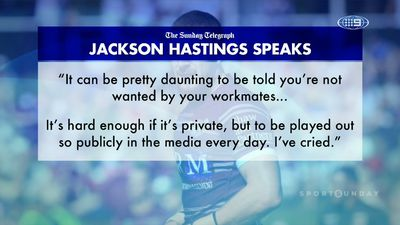 Manly Sea Eagles legend Geoff Toovey reacts to Jackson Hastings and Daly Cherry-Evans drama