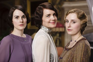 Elizabeth McGovern in Downton Abbey
