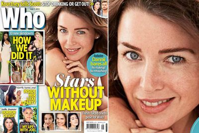 The 42-year-old <i>X Factor</i> mentor looked radiant on the cover of <i>Who</i>'s July 7, 2014 issue.