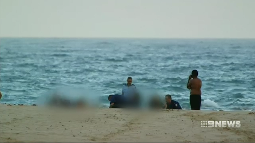 Despite the best efforts of paramedics, three men from the same family drowned at Moonee Beach earlier this week.