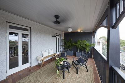 Level Three Verandah