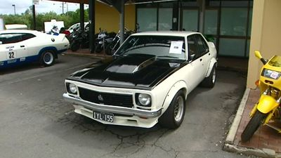 Holden Torana A9X sets new auction record