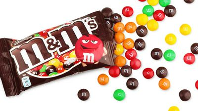 M&M's now come in 'Nutella' flavour
