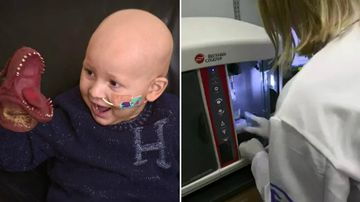 New vaccine could give little boy second chance at life