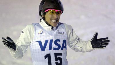 LYDIA LASSILA (aerial ski)