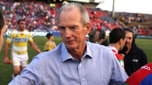 Veteran coach Wayne Bennett will return to the Broncos for the 2015 season. (AAP)