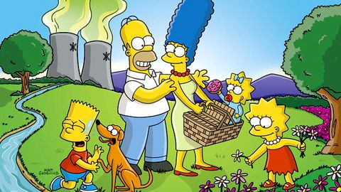 The Simpsons reruns censored following Japan disaster