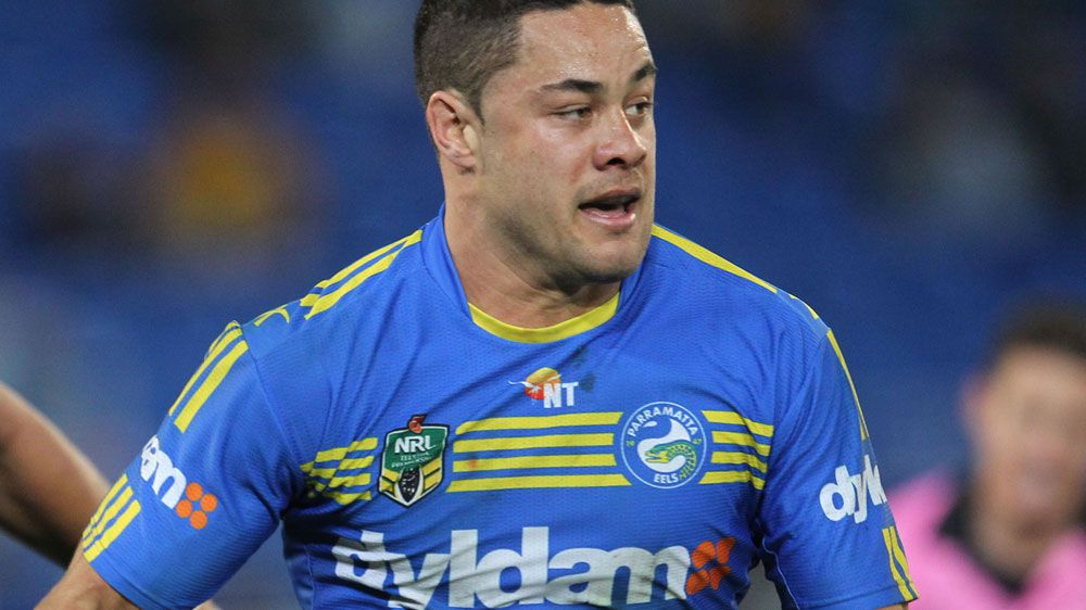 NRL news: Jarryd Hayne signs with Parramatta Eels