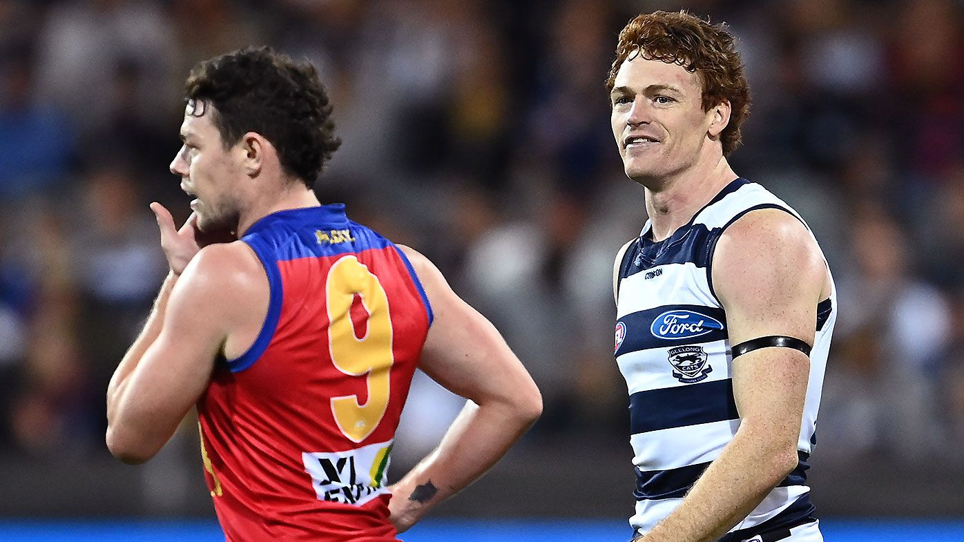 Gary Rohan handed two-match suspension for striking Lachie Neale in fiery encounter