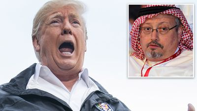Trump denies claims Saudi crown prince backed killing