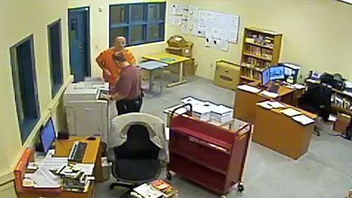 News US: Arizona prison hostage situation footage released