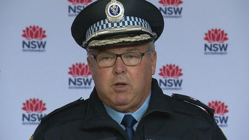 Deputy Police Commissioner Gary Worboys said police will be ramping up their presence on arterial roads out of Sydney.