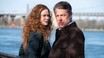 Nicole Kidman and Hugh Grant star in the new new murder mystery mini-series.
