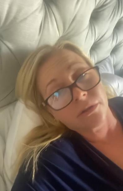 Melissa Joan Hart reports severe COVID