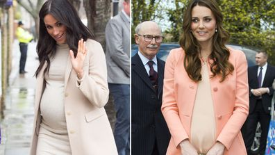 Meghan Markle and Catherine Middleton to give birth next year