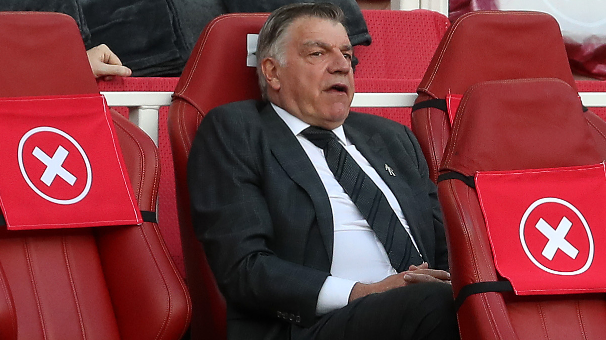 Sam Allardyce relegated from English Premier League for first time ever as West Bromwich Albion go down