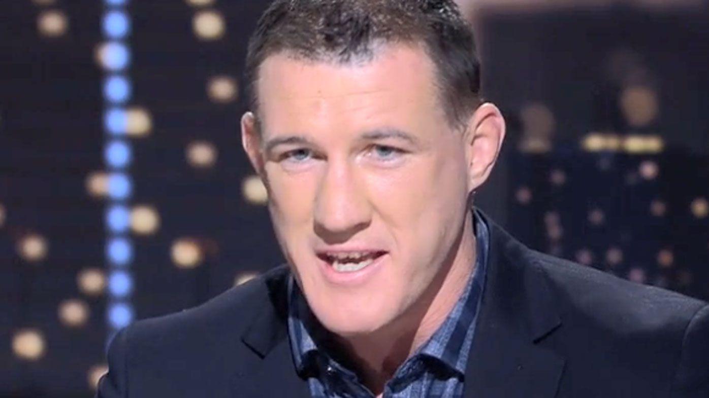 NRL news: Paul Gallen denies Cronulla Sharks targeted Matt Scott's injured knee