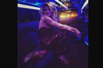 'Whew! Another fun night at the @PrimetimeEmmys! #Emmys,' Heidi posted on Instagram.<br/><br/>Image: Heidi Klum/Instagram