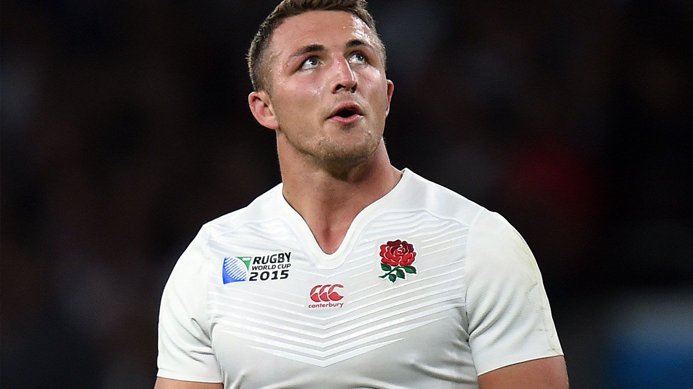 Sam Burgess bites over 2015 World Cup criticism