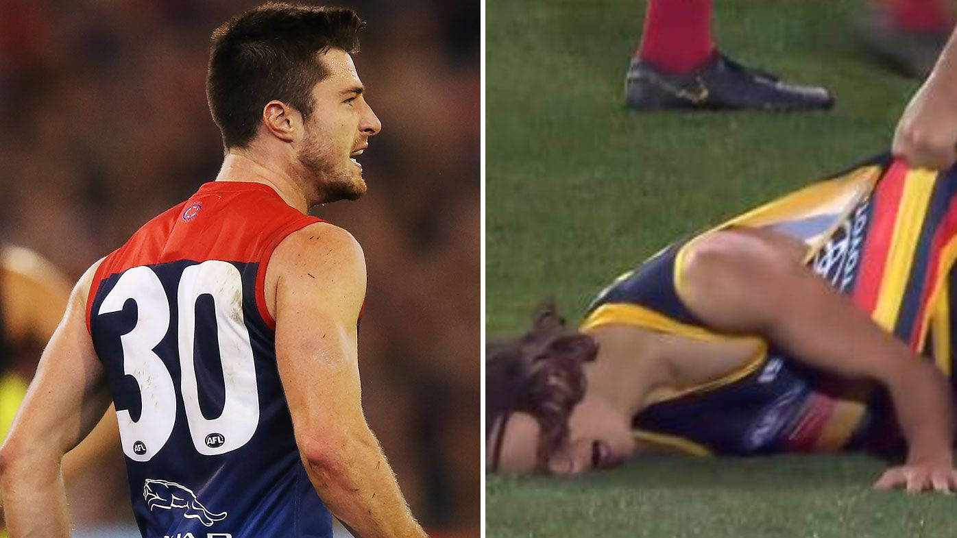 AFL greats say Alex Neal-Bullen being made 'sacrificial lamb' in crackdown on sling tackles