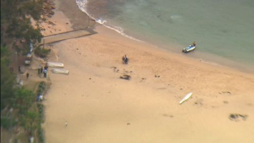 Diver rushed to hospital after going into cardiac arrest at Manly's Shelly Beach
