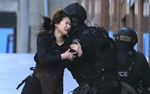 IN PICTURES: Remembering the Lindt Cafe siege