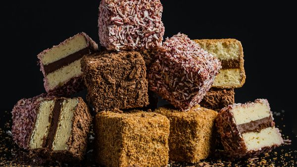 Cult lamingtons arrive in Australia for one day only