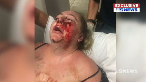 Rewi Borell is facing assault charges over the alleged attack on Emma Martin.