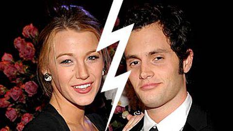 Gossip Girl split: Blake Lively and Penn Badgley call it quits