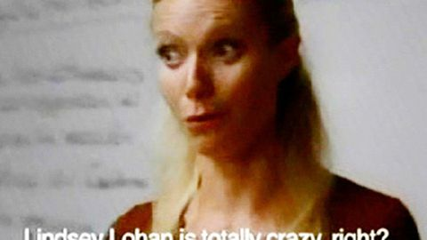 Glee offends the Lohans... again