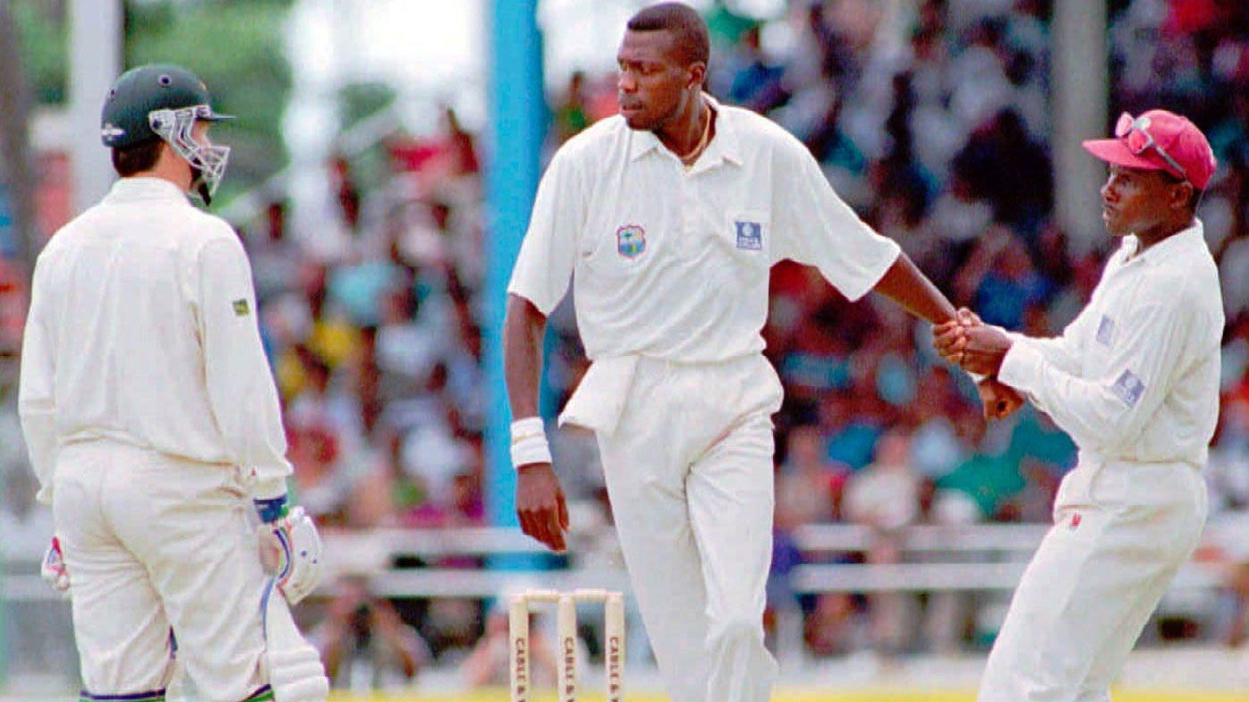 EXCLUSIVE: Mark Taylor on the explosive end to 1995 Windies tour, Ambrose vs Waugh