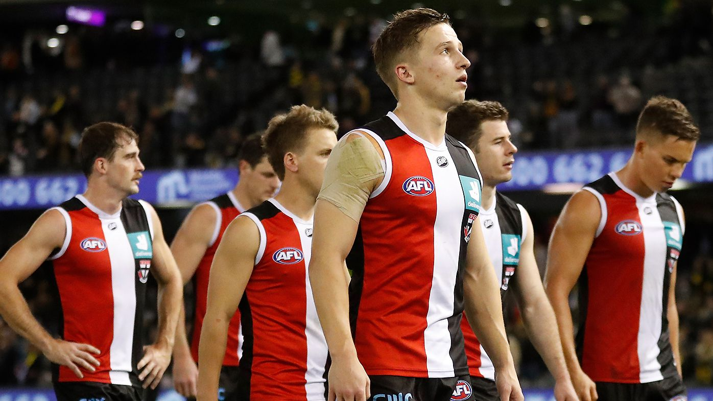 'Fraudulent' St Kilda players hammered after embarrassing defeat at the hands of Richmond