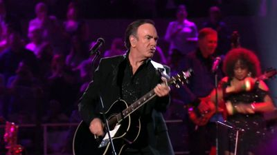 Neil Diamond diagnosed with Parkinson's Disease, announces retirement from touring