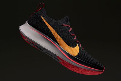 Nike Zoom Fly Flyknit running shoes