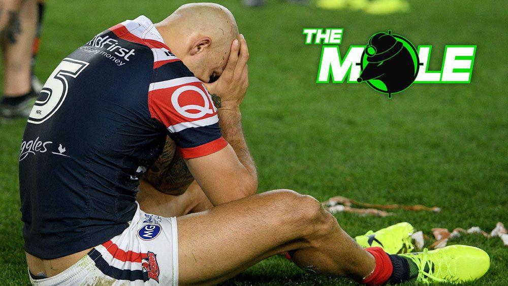 Sydney Roosters NRL star Blake Ferguson treated for shock gambling addiction, says The Mole