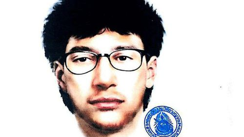Thai police say bombing suspect a non-English speaking foreigner