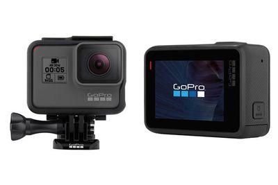 GoPro Hero5 Black Waterproof 4K Video Action Camerafrom JBHi-Fi, $499