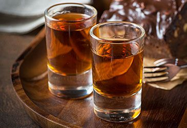 Daily Quiz: Which spirit is produced by distilling sugarcane molasses?