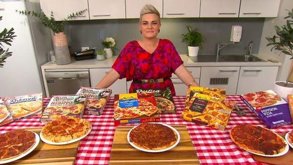 Best frozen pizzas on the market
